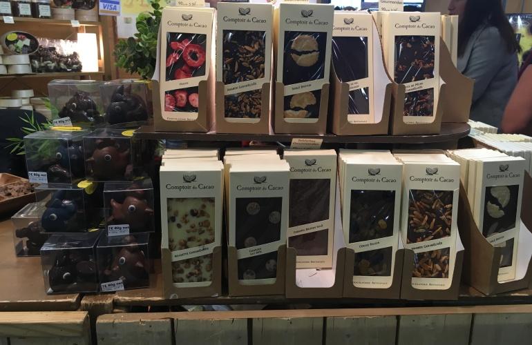 Le salon chocolat gourmandises 2017 clermont ferrand sophie olivia - Le salon clermont ferrand ...
